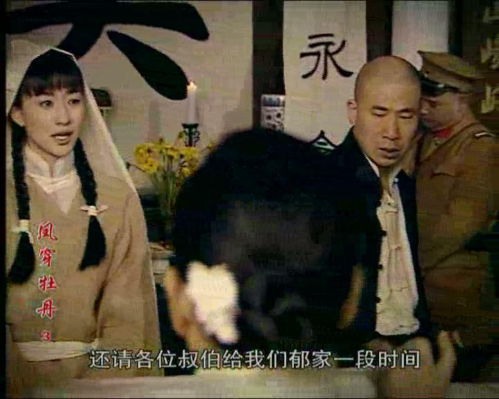 李小冉l刘恺威主演《凤穿牡丹》(03)