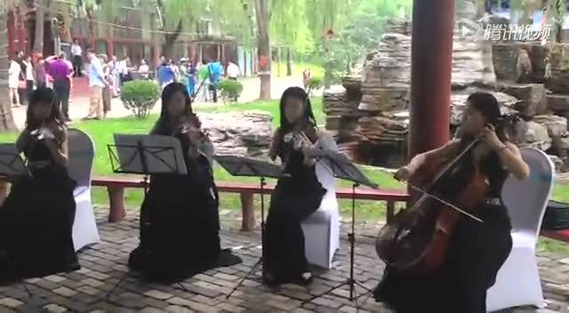 弦乐四重奏 弦乐队
