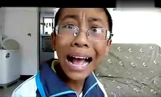 东营逯爱岩模仿迈克尔杰克逊 - 搞笑 - 3023视频 - .图片