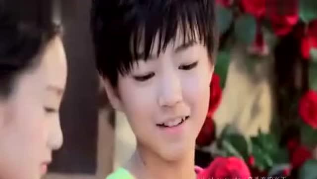 tfboys凯源饭制视频 怪姐姐的自娱自乐