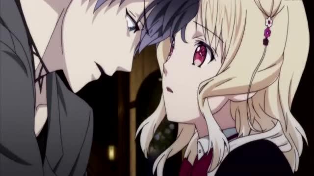 魔鬼恋人,琉辉抓住小森唯却下不去口,小森唯不被咬反而不习惯了