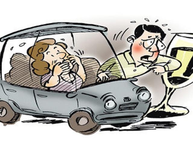 男子醉驾载女儿撞人逃逸 妻子大胆顶包拒不承认