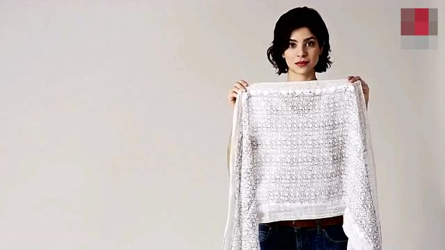长条丝巾的系法图解您知道几种呢 教您七种长条丝巾的
