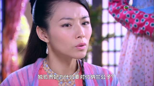 电视剧 纳兰东杀杨炎是一场阴谋,背后的主使是贵妃娘娘,目的是除掉纳