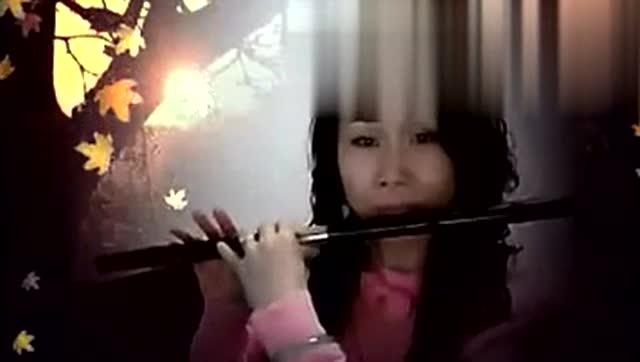 笛子演奏《梁祝》,好听哭了