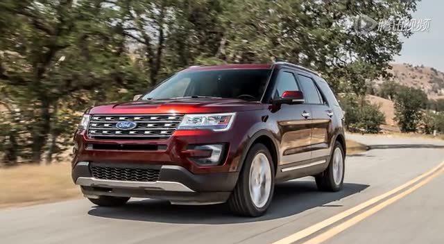 2016 ford explorer 2 3l ecoboost awd - 汽车