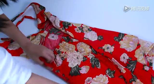超实用的叠衣服技巧