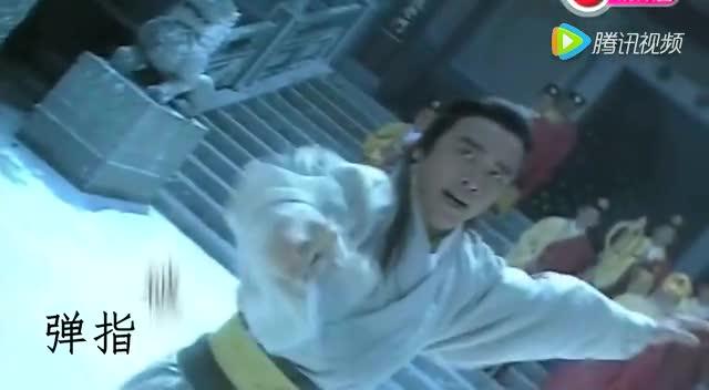 《东邪》姜大卫版黄药师