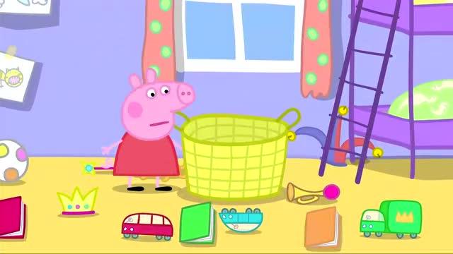 小猪佩奇 捉迷藏
