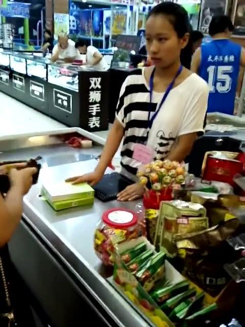 梦见在超市买东西结账不知道多少钱
