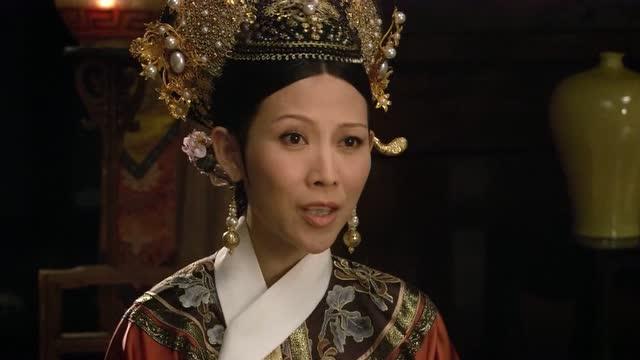 《甄嬛传》皇后坏心眼太多,动到皇帝头上,皇帝可不是吃素的!