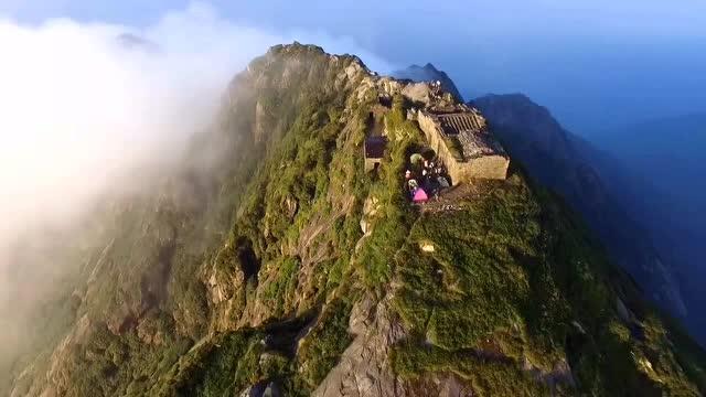 qq名山风景图片