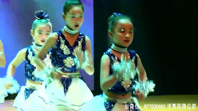 2018幼儿园元旦舞蹈视频 请我跳舞 幼儿舞蹈
