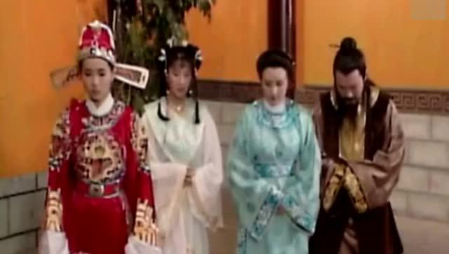 《新白娘子传奇》许仕林历经磨难,终于救母出塔图片