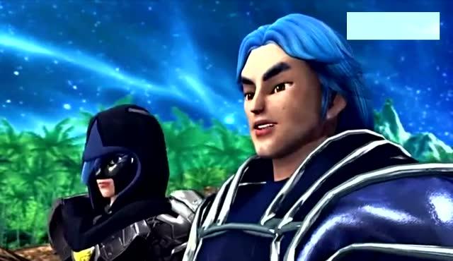 游戩�\�N�_超兽武装:龙戬竟被师傅剑龙所救