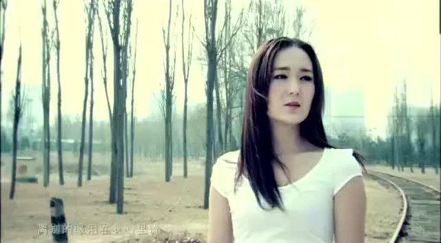 分手伤感的泪水_龙梅子一曲非常好听的伤感情歌《离别的眼泪》听哭数万人!