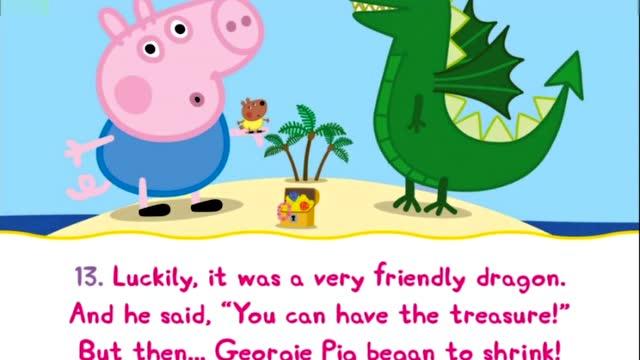 睡前故事 小猪佩奇 恐龙 粉红猪小妹 动画片p0图片