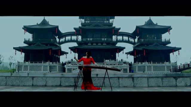 张艳茹 古筝演奏《刀剑如梦》