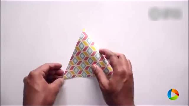 3分钟教你折3种非方形的礼物盒 , 步骤不复杂,马上试试