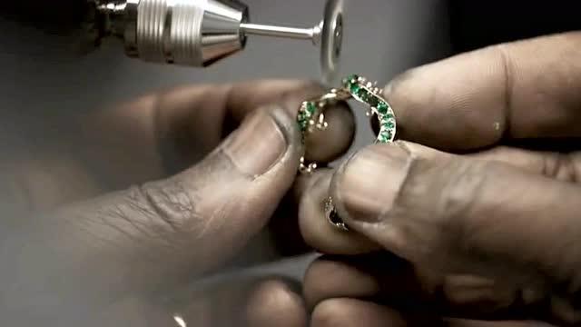 dior迪奥 高定产品手工制作 戒指