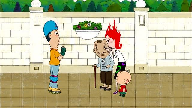 大耳朵图图:图图在幼儿园说妈妈是最勇敢的人