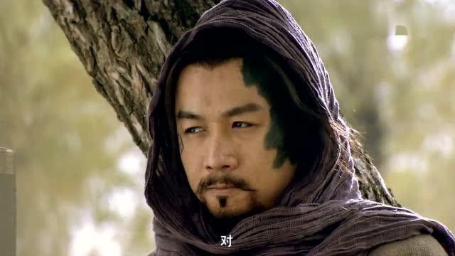 吴用智取生辰纲,杨志抵挡不住水的诱惑,还是着了道