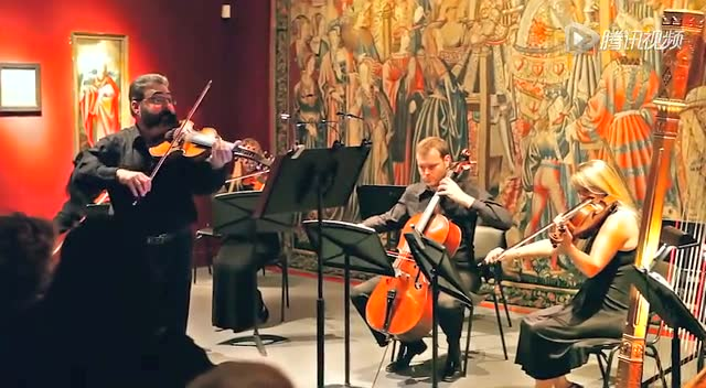 圣桑《动物狂欢节》之《天鹅》小提琴图片