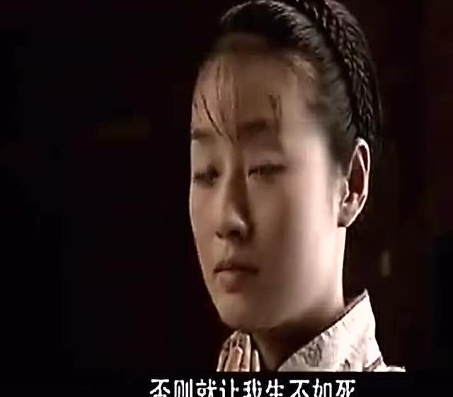 《乔家大院》陈建斌和马伊琍在小庙拜观音 他还亲她 观音你怎么看?