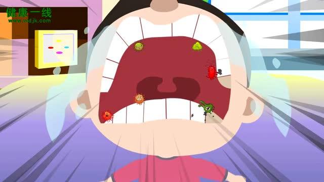 儿童口腔卫生要注意,预防蛀牙!