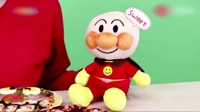 小伶玩具:面包超人披萨店正式开张啦!好看又好吃!图片