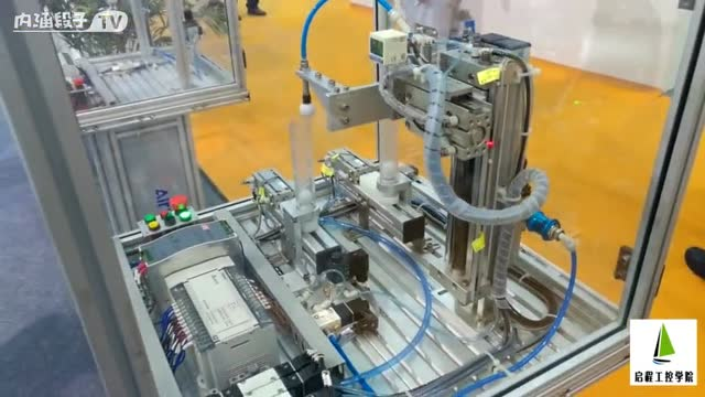 plc控制简易气缸应用案例