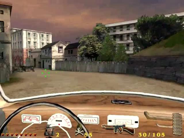 打日本鬼子的游戏_抗日血战上海滩:最简单的一关,开车打日本鬼子 - 游戏