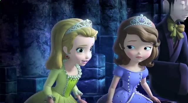 苏菲亚公主:安柏公主用雕虫小技智取艾娃斑的下落