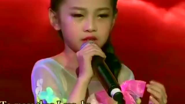 夏侯钰涵you raise me up(live)