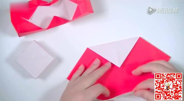视频: 简单立体折纸 切苹果