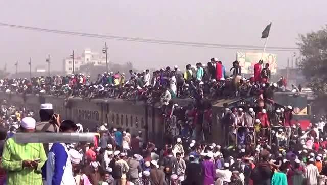 世界上坐火车最疯狂的,我只服印度阿三