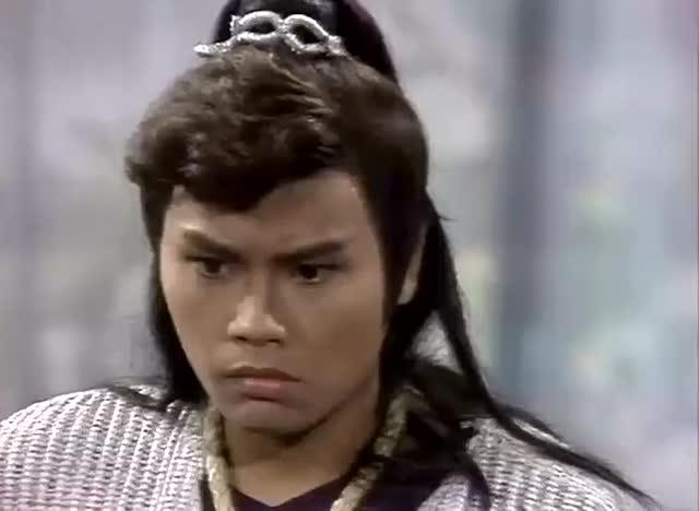 梁羽生狂侠天骄魔女30年前的武侠片 看到的全是演技!