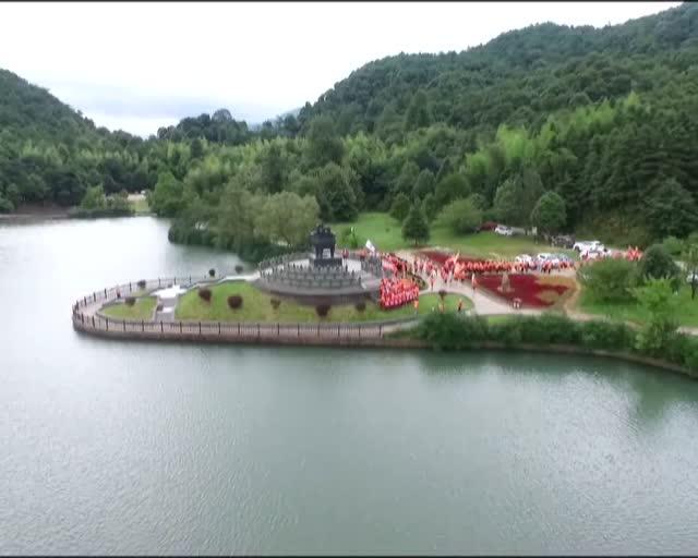 安远县三百山风景区