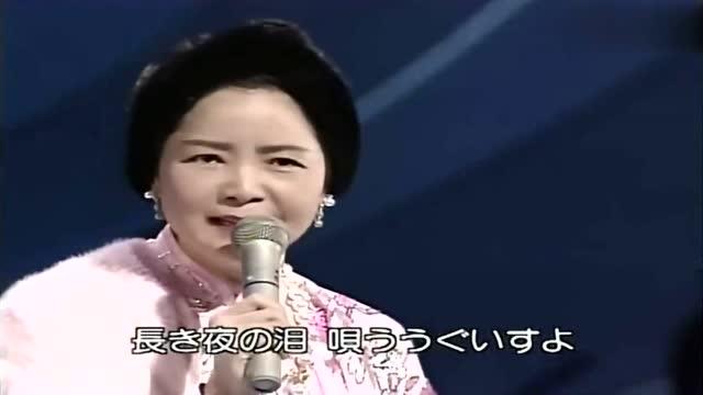 邓丽君在日本演唱会_邓丽君最后一次公开露面 ,在日本的演唱会上演唱《夜来香》