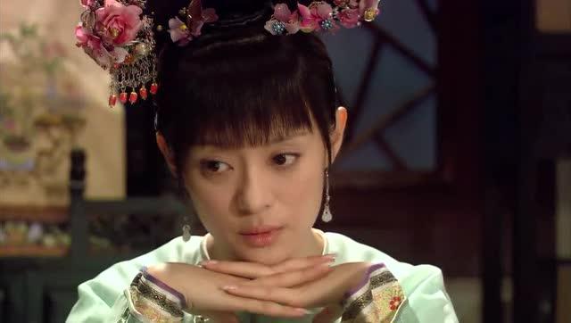 《甄嬛传》甄嬛动心的样子,你们还记得吗?哪个少女不怀春?