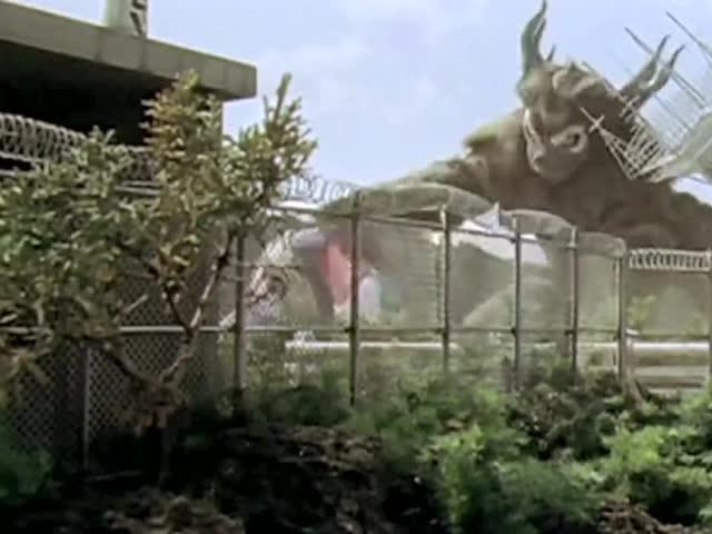 经典回忆:《迪迦奥特曼》艾勃隆计划,灵长类怪兽来袭!