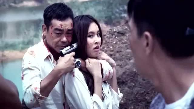 电影,刘青云说留下古天乐杀张家辉的时候,张家辉的表情不愧是影帝图片
