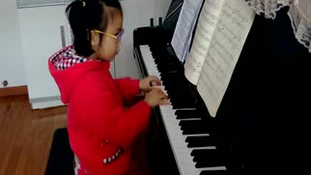 钢琴曲 ----北风吹