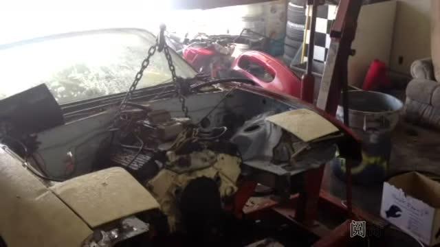 小伙启动废旧发动机时,不料电路老化引发火灾