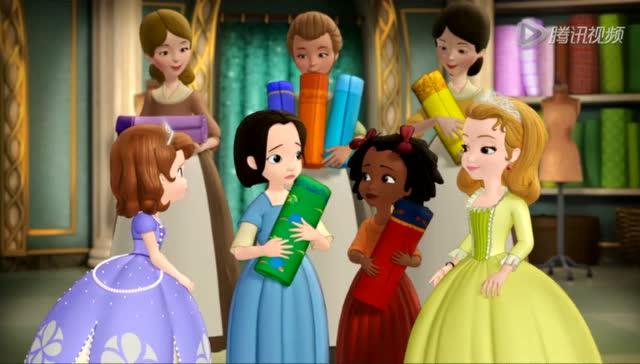 苏菲亚公主:有点小确幸的安柏就是这么自信