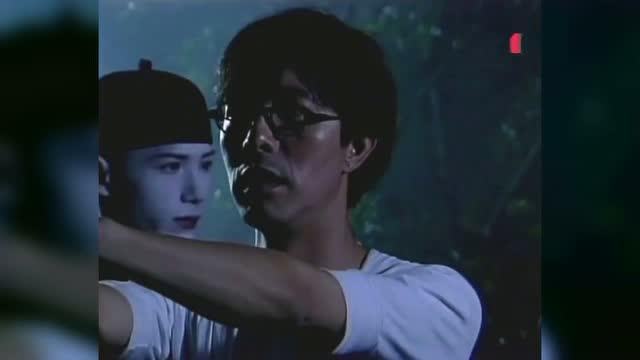 电视剧 林正英双手残废,鬼差帮忙医治,帮助英叔重出江湖 相关图片