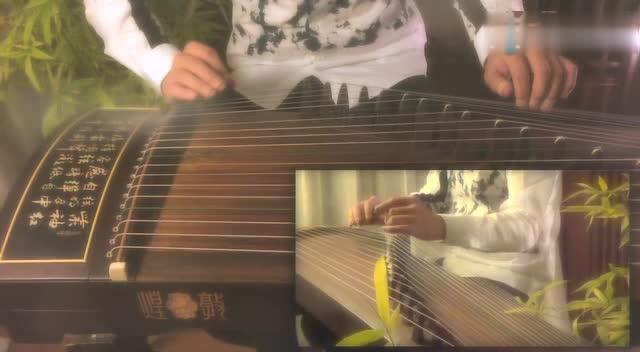 经典《在水一方》孙金阳 古筝 演奏