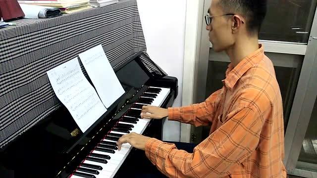 小白船 钢琴曲