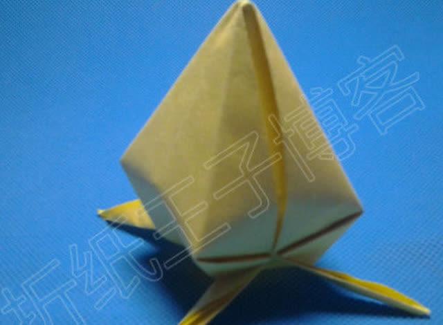 折纸王子教你折纸 桃子 幼儿儿童折纸大全视频教程