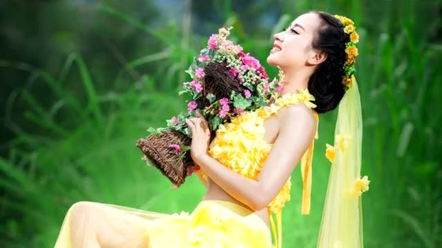 一首情歌对唱《你开心所以我快乐》好听不厌!